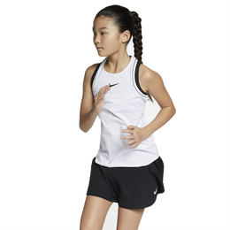 NikeCourt Dri-FIT Girls' Tennis Tank Top