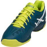 Asics GEL-Solution Speed 3 Men's Tennis Shoe - Blue/White