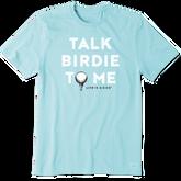 Talk Birdie To Me Crusher Tee