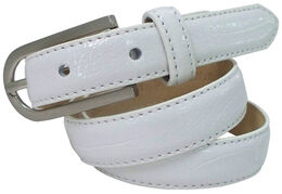 PGA TOUR Women's Croco Belt
