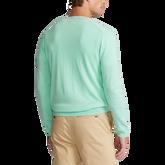 Alternate View 1 of Washable Merino V-Neck Sweater