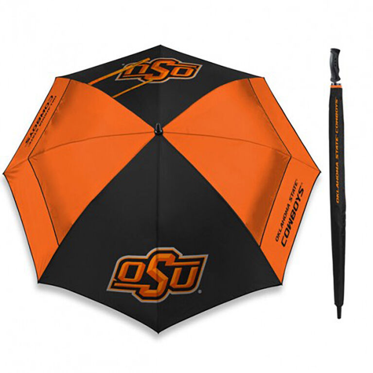 Team Effort Oklahoma State Umbrella
