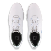 Alternate View 2 of Pro/SL BOA Men's Golf Shoe - White/Blue (Previous Season Style)