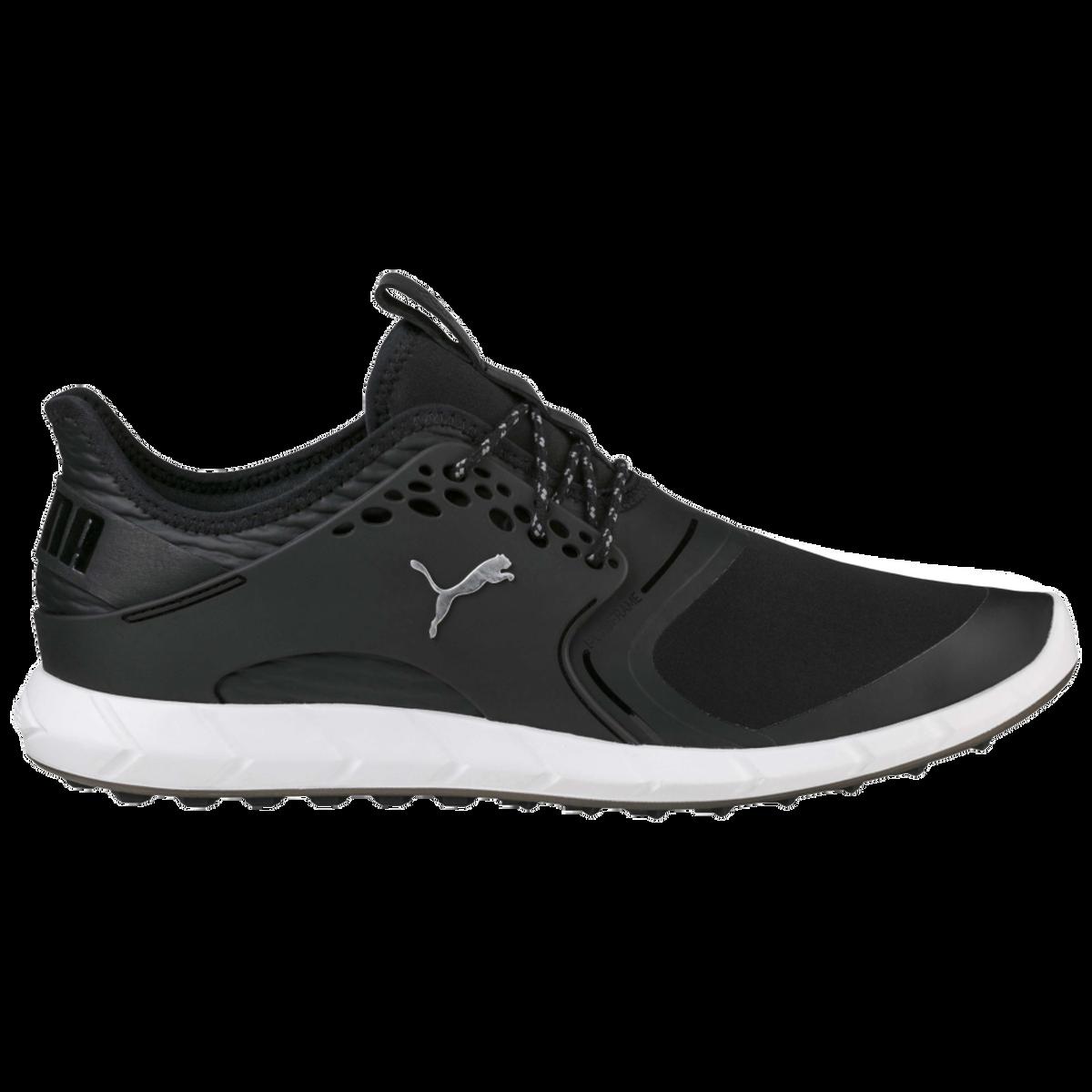 76e156eecdf PUMA IGNITE PWRSPORT Men s Golf Shoe - Black Silver