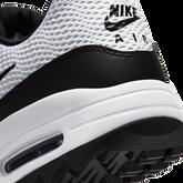 Alternate View 9 of Air Max 1 G Men's Golf Shoe - White/Black
