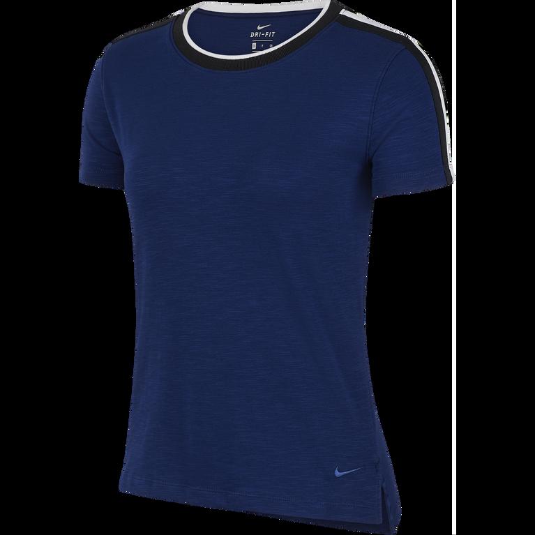Dri-FIT Contrast Trim Fairway Tee Shirt
