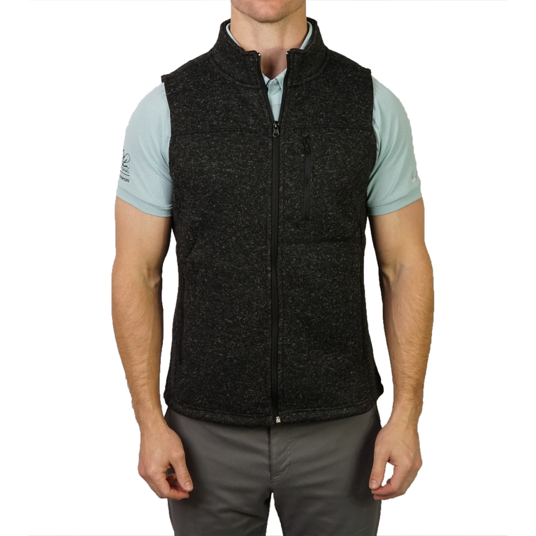Patty Heathered Vest