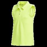 Alternate View 1 of Sleeveless Tournament Girls Polo Shirt
