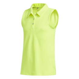 Sleeveless Tournament Girls Polo Shirt