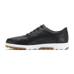 FootJoy Golf Casual Leather Men's Golf Shoe - Black