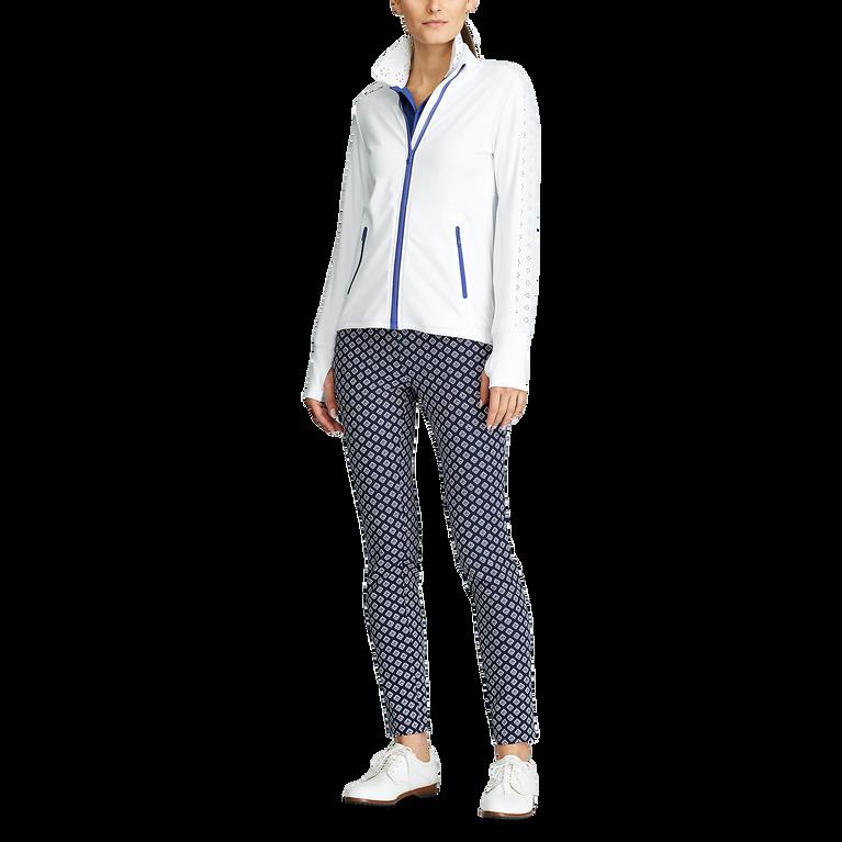 Long Sleeve Full Zip Golf Jacket