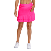 Paradise Collection: Letty Pull On Double Flounce Skort