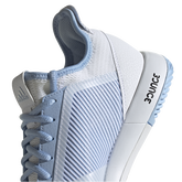 Alternate View 9 of adizero Defiant Bounce 2 Women's Tennis Shoe - Light Blue