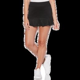 Ruffle Pleated Hem Women's Tennis Skirt