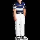 Alternate View 2 of Custom Slim Fit Tech Piqué Polo Shirt