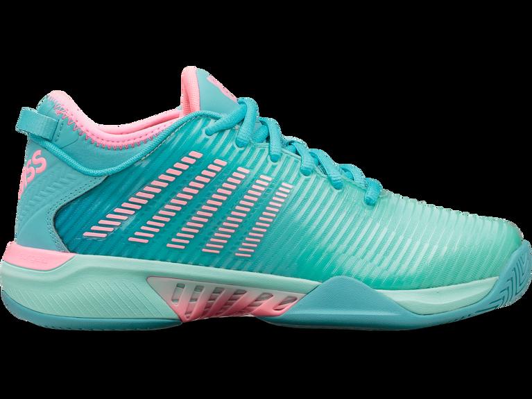Hypercourt Supreme Women's Tennis Shoe - Light Blue