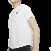 Alternate View 3 of Dri-FIT Victory Junior Boys Short-Sleeve Tennis Top