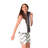 Chutes and Ladders Pull-On Tech Skort
