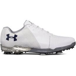 Under Armour Spieth 2 Men's Golf Shoe - White