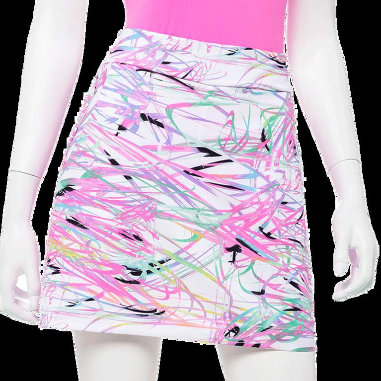 True Colors Collection: Bold Swirl Skort