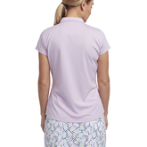 Alternate View 2 of Limelight Collection: Short Sleeve Wave Textured Polo