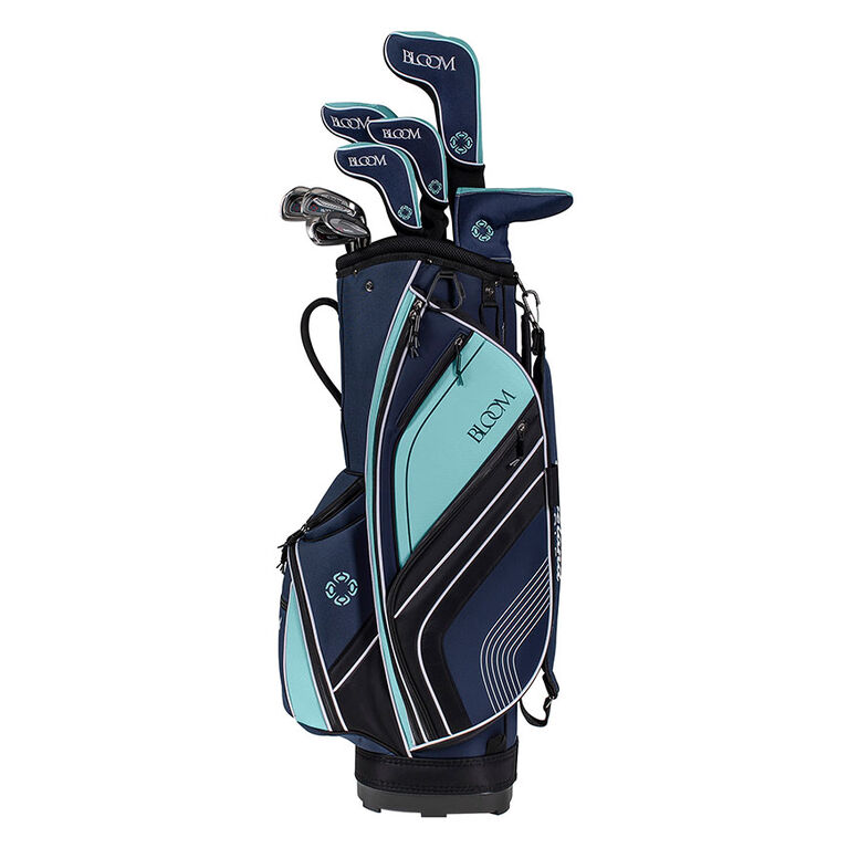Cleveland Bloom Women's Package Set - Navy/Mint Green