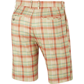Alternate View 9 of Flex Men's Plaid Golf Shorts