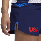 Alternate View 6 of USA Olympic Pull-On Women's Shorts