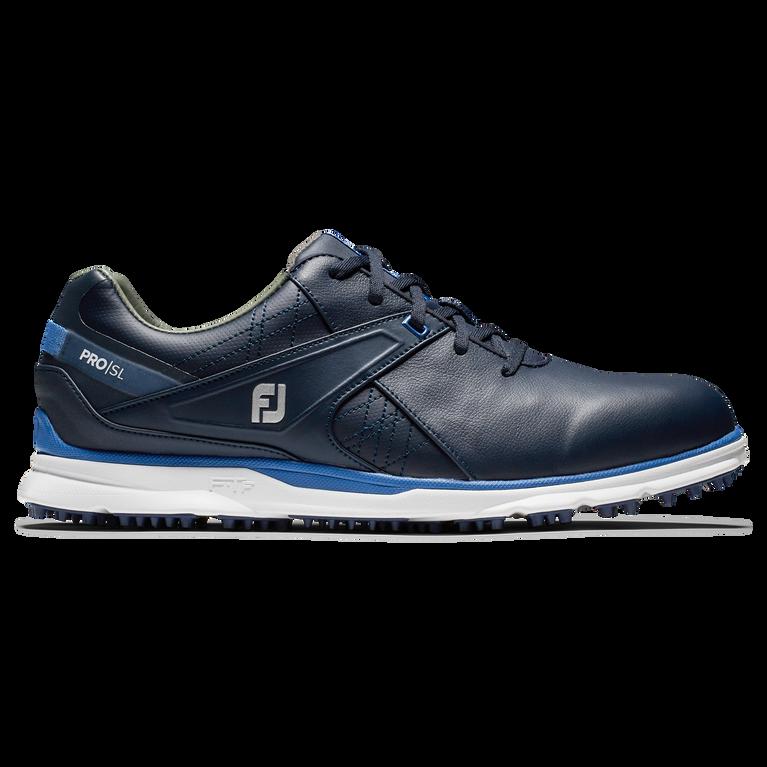 PRO|SL Men's Golf Shoe - Navy/Light Blue