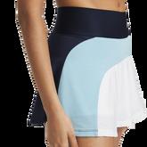 Alternate View 3 of NikeCourt Advantage Colorblock Pleated Tennis Skirt