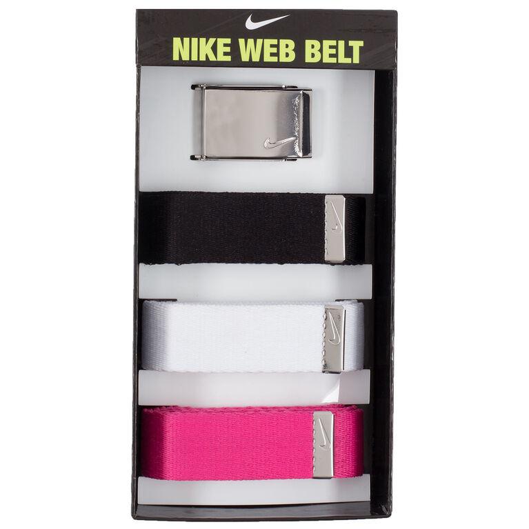 Nike Women's Three-in-One Web Belt