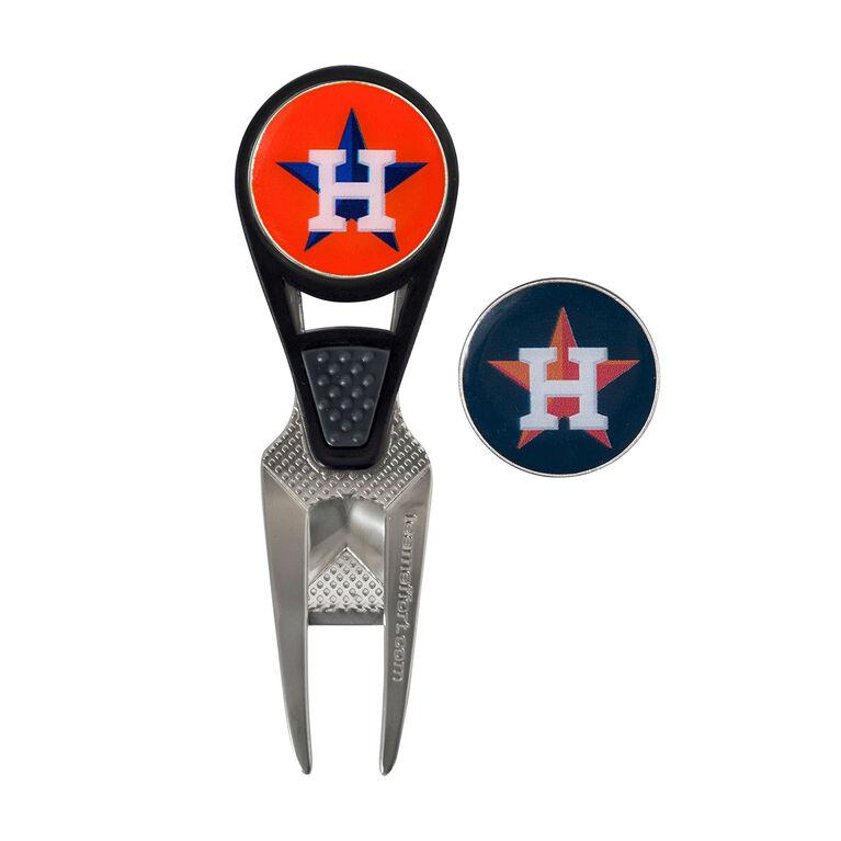 Team Effort Houston Astros CVX Ball Mark Repair Tool