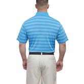 Alternate View 1 of Short Sleeve Fine Line Stripe Polo