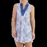 Alternate View 1 of Dixie Group: Sleeveless Bouquet Dress - Dixie Print