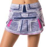Lucky in Love Shape It Up Running Skirt