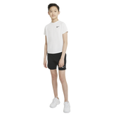 Alternate View 1 of Dri-FIT Victory Junior Boys Short-Sleeve Tennis Top