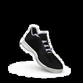 Alternate View 7 of Adizero Club Women's Tennis Shoe - Black/Purple Tint/White