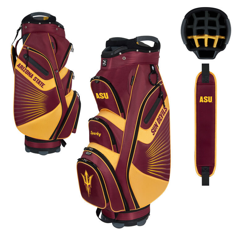 Team Effort Arizona State Bucket II Cart Bag