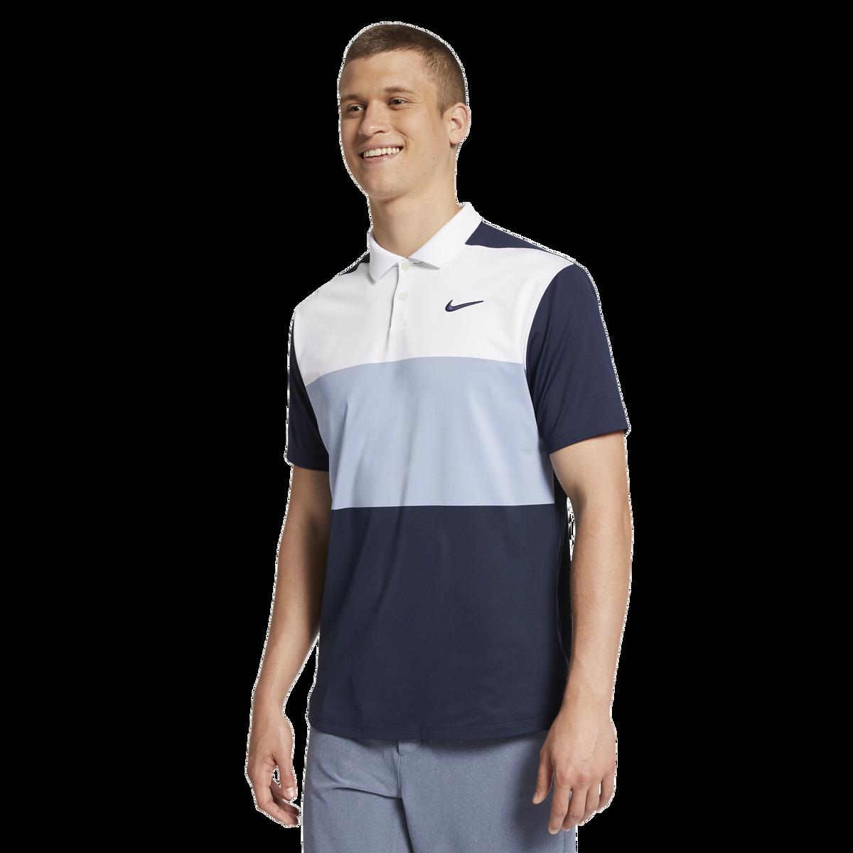 80802a7a Nike Dri-FIT Vapor Block Stripe Golf Polo | PGA TOUR Superstore