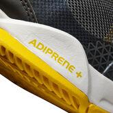 adidas Barricade Club Men's Tennis Shoe - Grey/Black