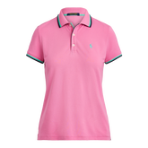 Alternate View 4 of Short Sleeve Tipped Collar Polo Shirt