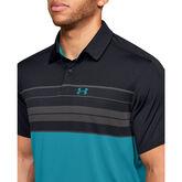 Alternate View 2 of Vanish Chest Stripe Men's Golf Polo Shirt