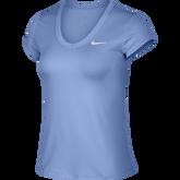 Alternate View 4 of Dri-FIT Women's Short-Sleeve Tennis Top