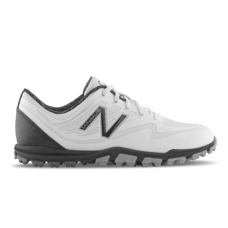 Minimus 1005 Women's Golf Shoe - White/Black