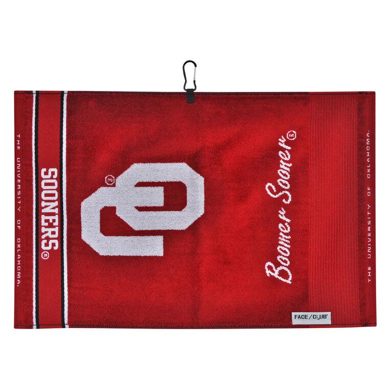 Team Effort Oklahoma SoonersTowel