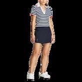 Alternate View 1 of Short Sleeve Striped Piqué Golf Polo