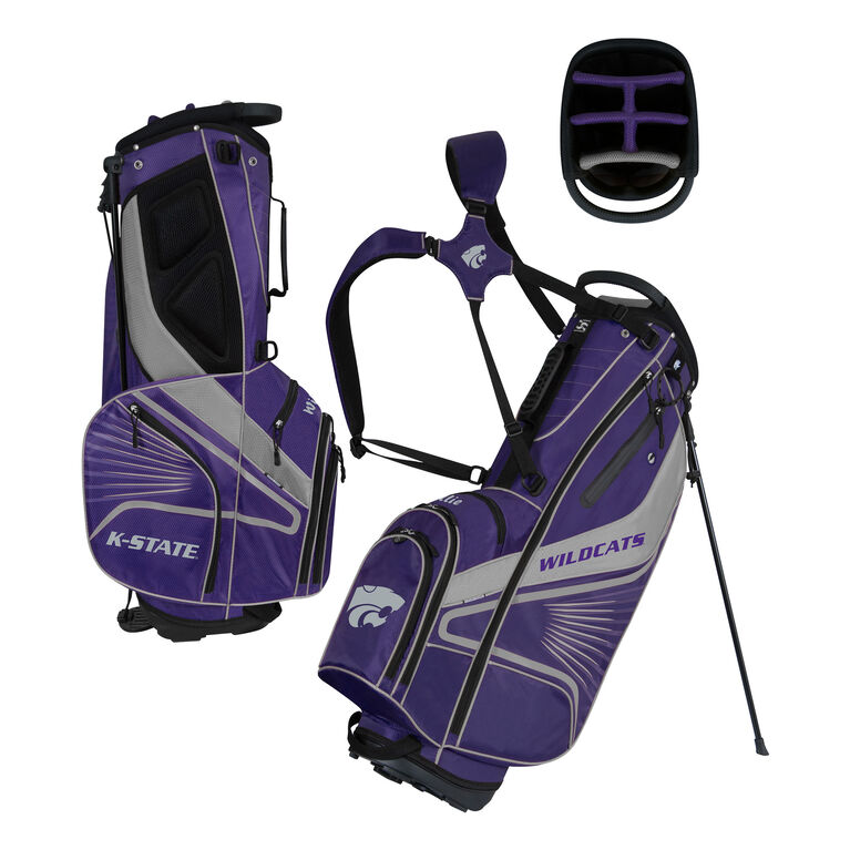 Team Effort Kansas State GridIron III Stand Bag