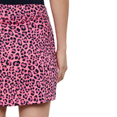 Alternate View 4 of Thea TX Jersey Leopard Skirt