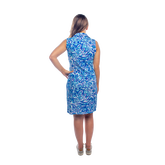 Alternate View 3 of St. Regis Sleeveless Floral Fun Dress