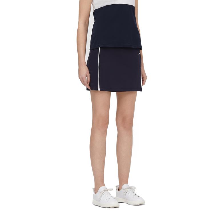 Julia Side Stripe Golf Skirt